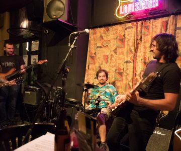 Louisiana Blues Pub – Blues Rock Session 19.07.2016