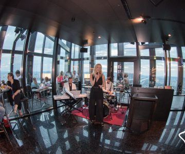 Anika – Konzert DC-Tower – 57 Restaurant & Lounge
