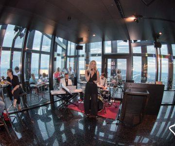 Anika – Konzert DC-Tower – 57 Restaurant & Lounge