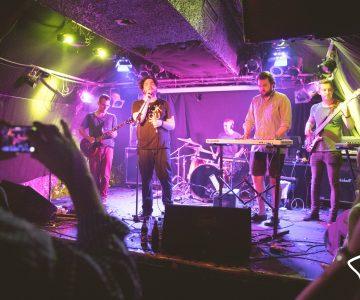 Darwin Band – SPH Bandcontest 2016 Wien